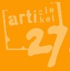 B'Izou, partenaire de Article 27
